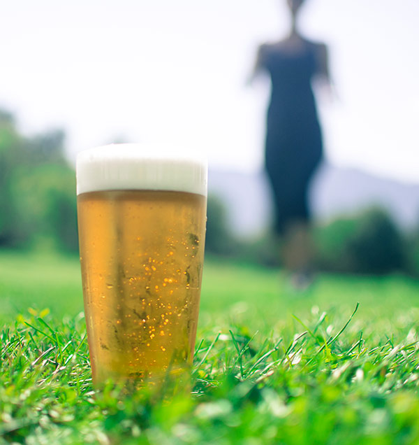 Exercise and Beer