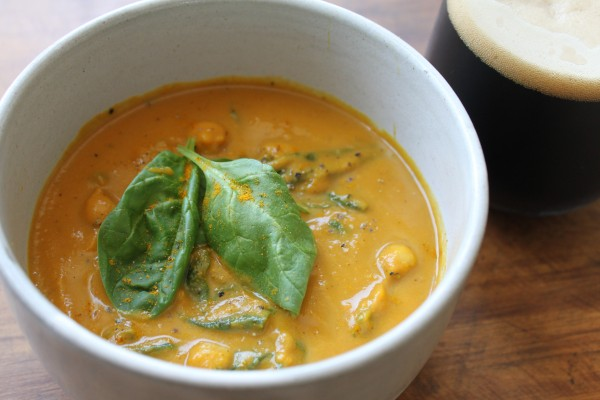 coconut porter curry