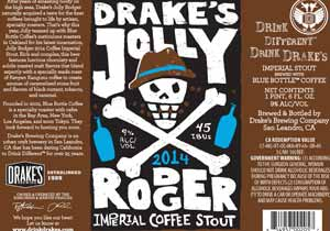 Jolly Rodger Imperial Coffee Stout