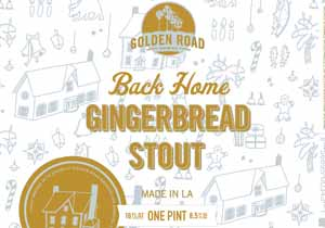 Back Home Gingerbread Stout