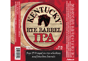Kentucky Rye Barrel IPA