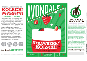 Strawberry Kolsch