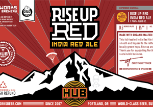 Rise Up India Red Ale