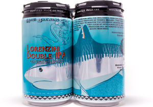 Lorenzini Blood Orange Double IPA