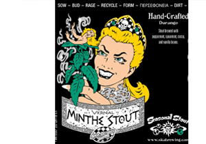 Vernal Minthe Stout