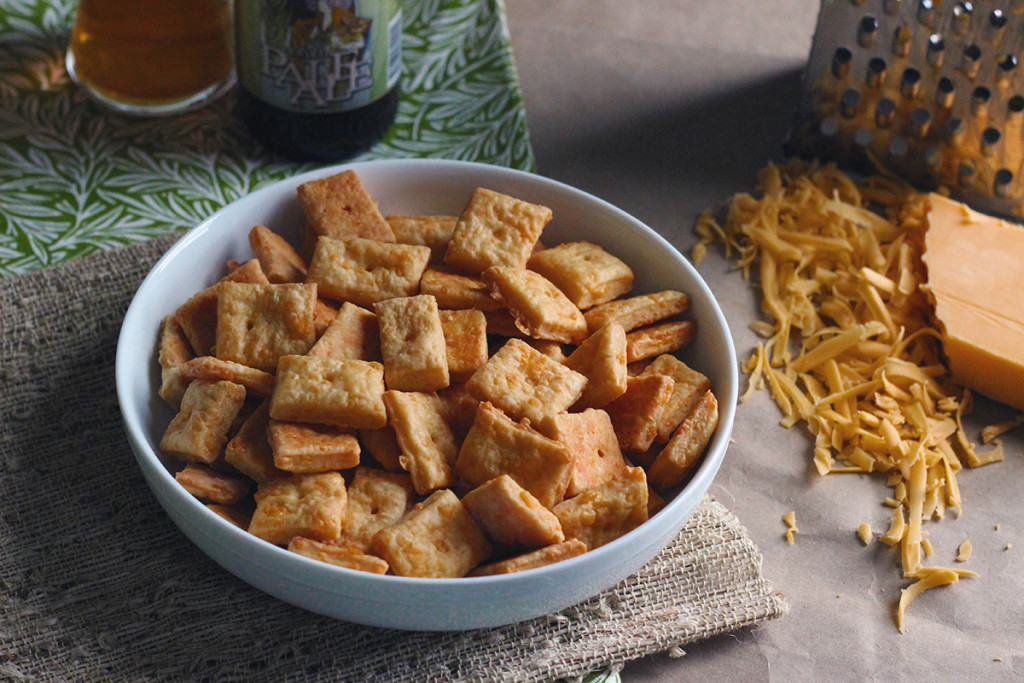 pale ale crackers