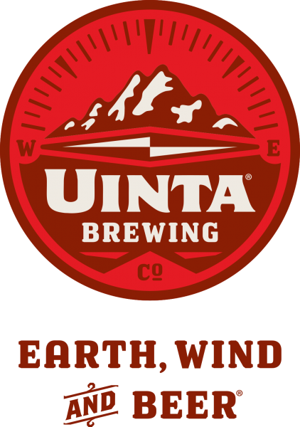 Uinta Brewing Co. Compass Logo with EWB-registered