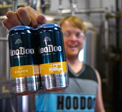 HooDoo Brewing Co. Kolsch