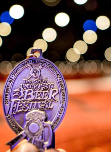 GABF Medal