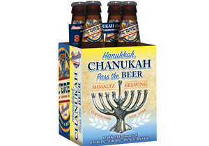 Hanukkah, Chanukah: Pass The Beer