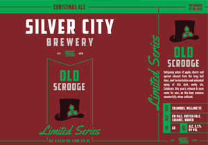 Old Scrooge Christmas Ale