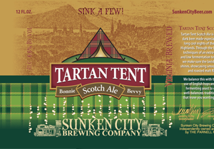 Tartan Tent