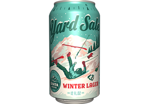 Yard Sale Winter Lager