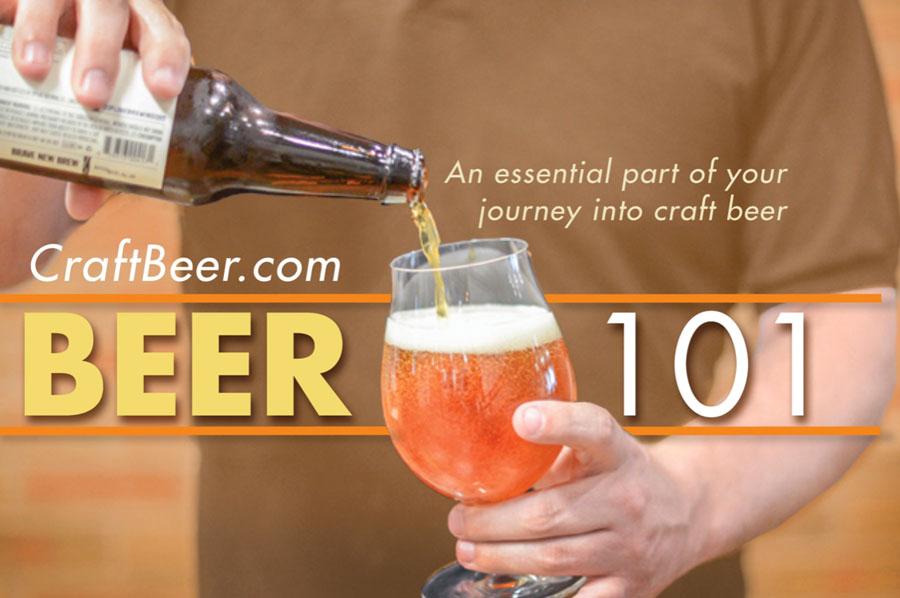 Beer101 Course CraftBeer.com