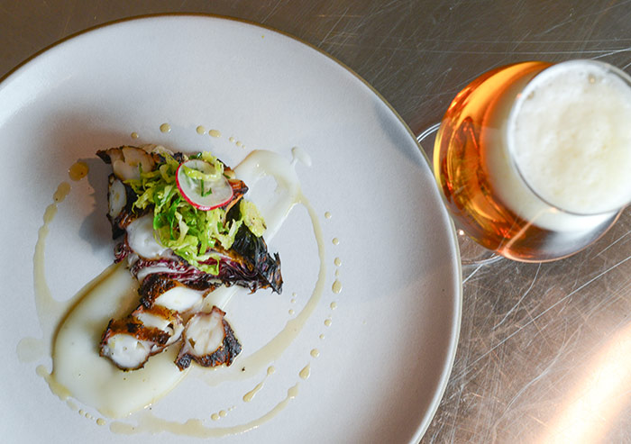 Bringing Craft Beer to America's Culinary Students