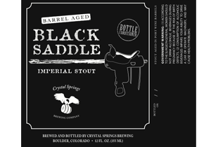 Port Barrel Aged Black Saddle