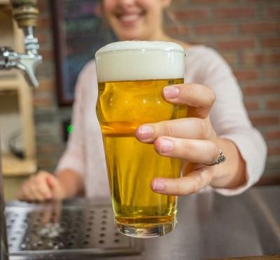 number of U.S. breweries