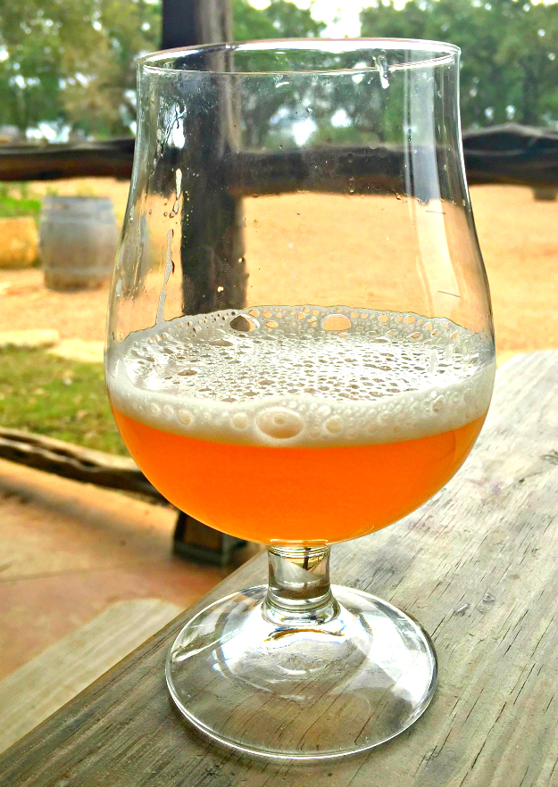 100% spontaneously fermented beer
