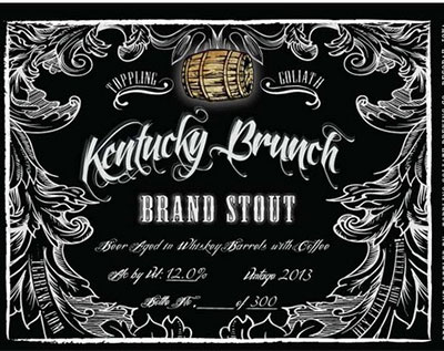 Kentucky Brunch Brand Stout