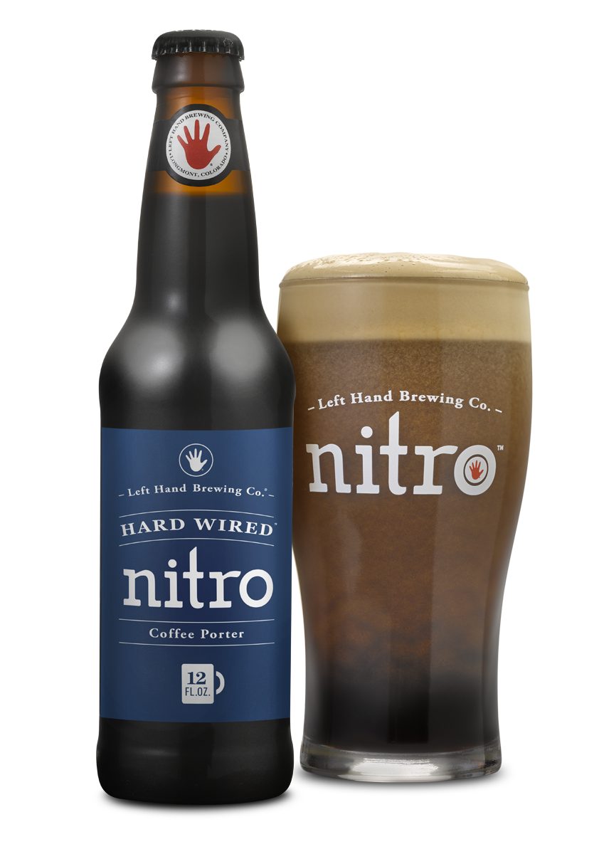 craft beer and brewing left brewing introduces wired nitro craftbeer 3725