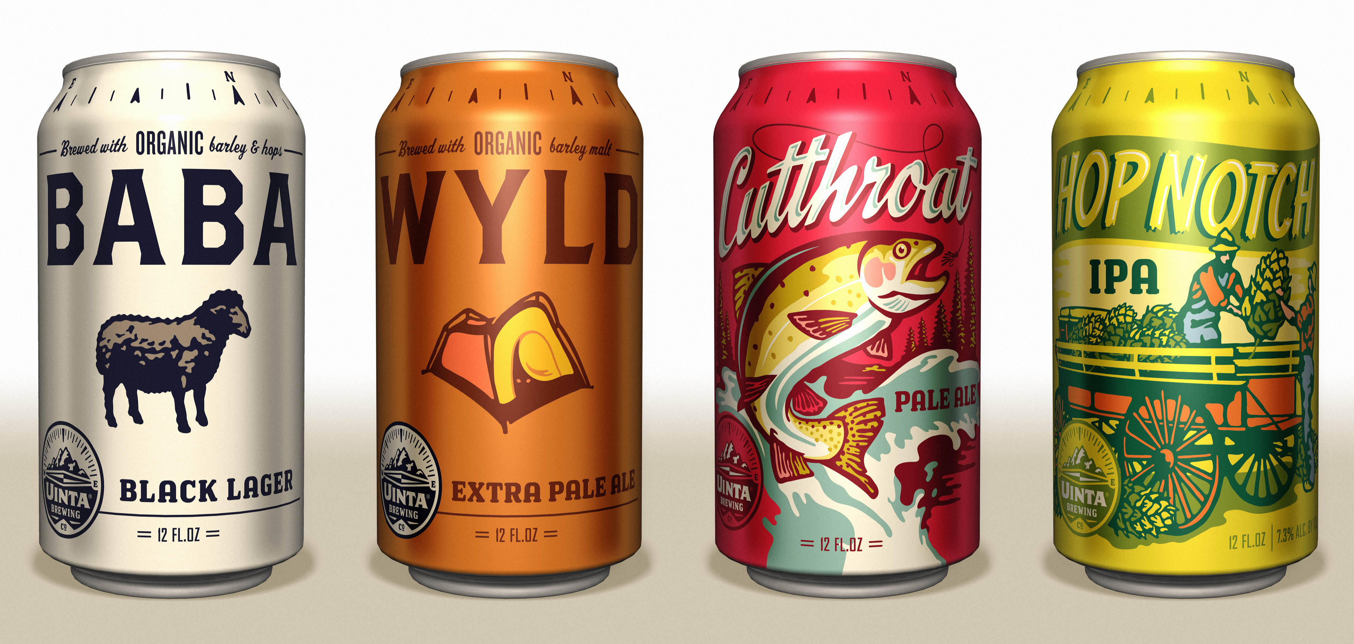 craft beer and brewing canning on the horizon for uinta brewing company 3725
