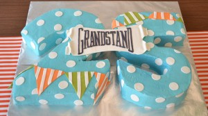 Grandstand Celebrates 25 Years in Business