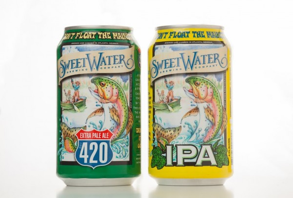 420 & IPA Cans