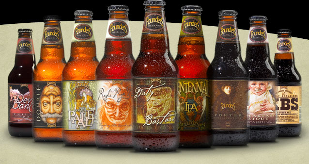 Founders brewing company available in florida the week of for Michigan craft beer festival