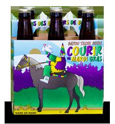 Bayou Teche Brewing | Courir de Mardi Gras