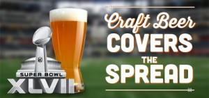 Craft Beer Covers the Spread