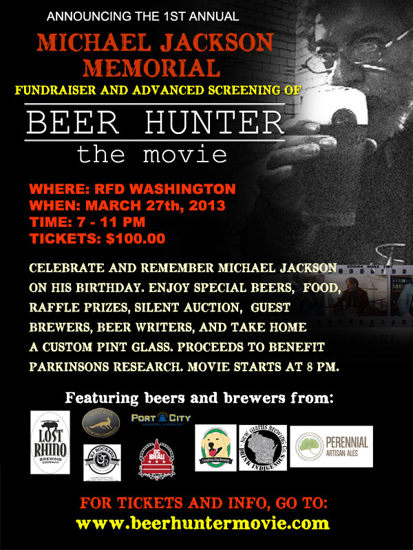 Beer Hunter Birthday Bash