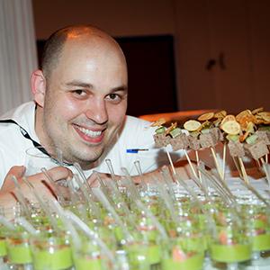 Chef Adam Dulye