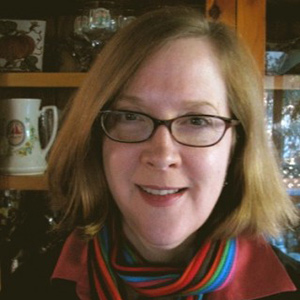 Lucy Saunders Chef, educator and author