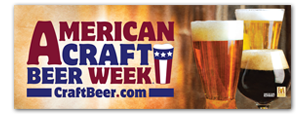 American Craft Beer Week Banner
