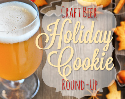 Craft Beer Holiday Cookie Round-Up