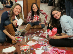 Valentines for Soldiers is a combination bake sale, care package creation frenzy and fundraiser for veteran support organizations.