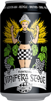Hibernal Vinifera Stout, the 2nd release in Ska's Seasonal Stout Series