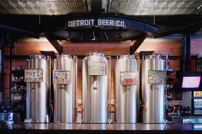 Detroit beer scene a key to recovery for Craft beer key west
