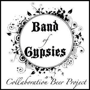 Band of Gypsies Collaboration Beer Project