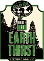 Earth Thirst Double IPA | Eel River Brewing Company Inc.