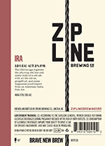 India Red Ale | Zipline Brewing Co.