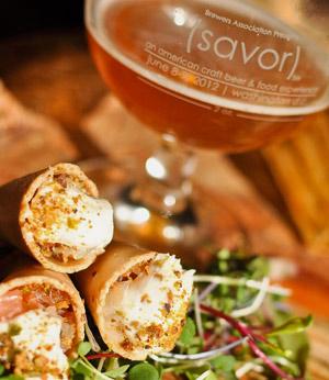 Savor: American Craft Beer & Food Experience