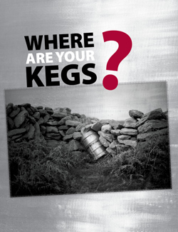 Where are you kegs