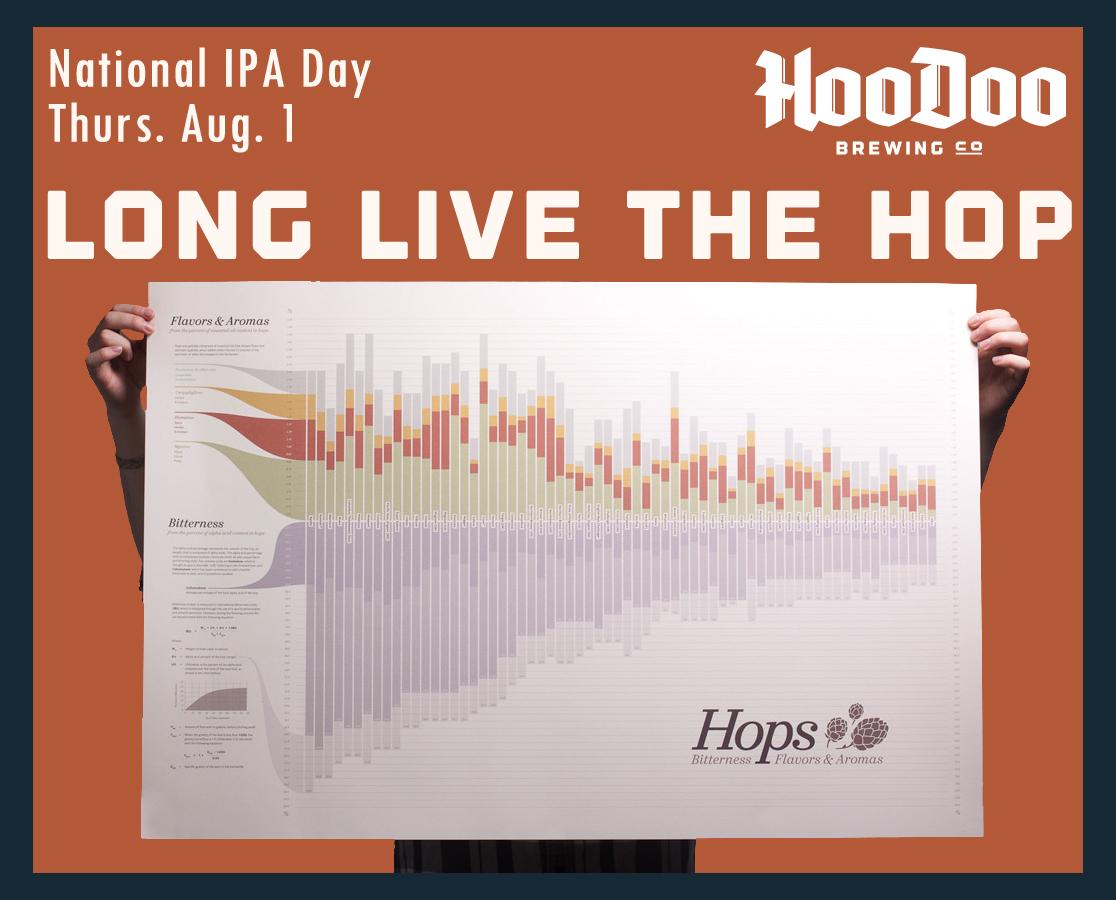 HooDoo Brewing Co. IPA Day