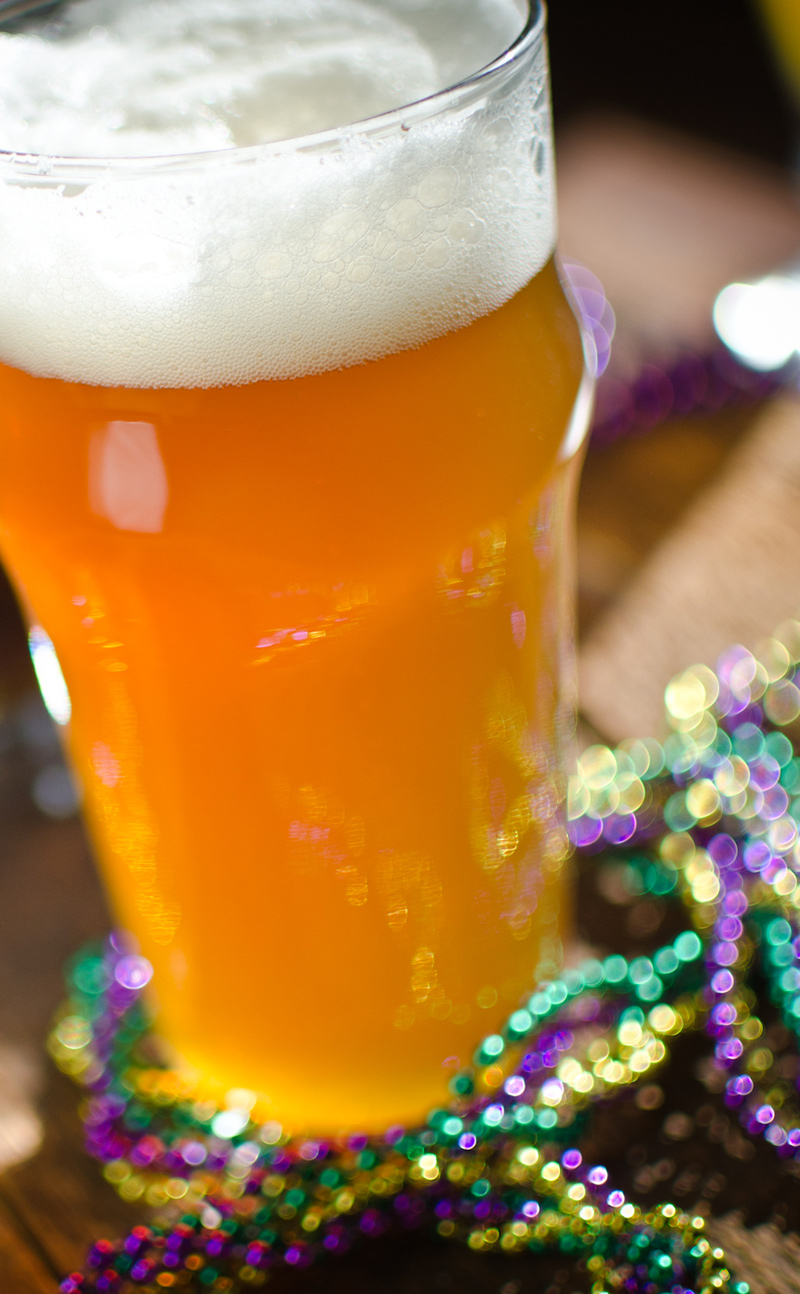 6 classic cajun pairings for mardi gras for Craft beer and food