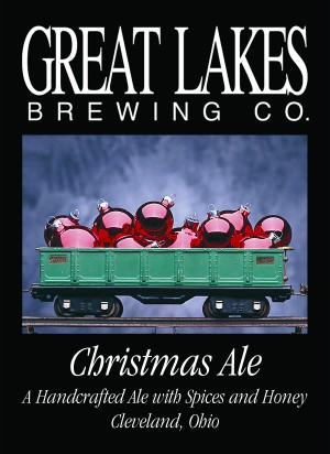 Christmas Ale Label