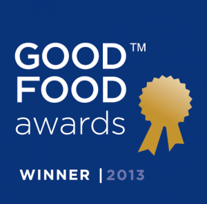 Visit http://www.goodfoodawards.org/winners/ to see the full list of winners.