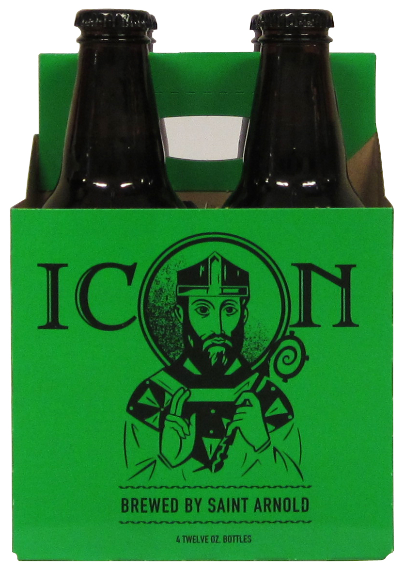 icon green hefeweizen from saint arnold
