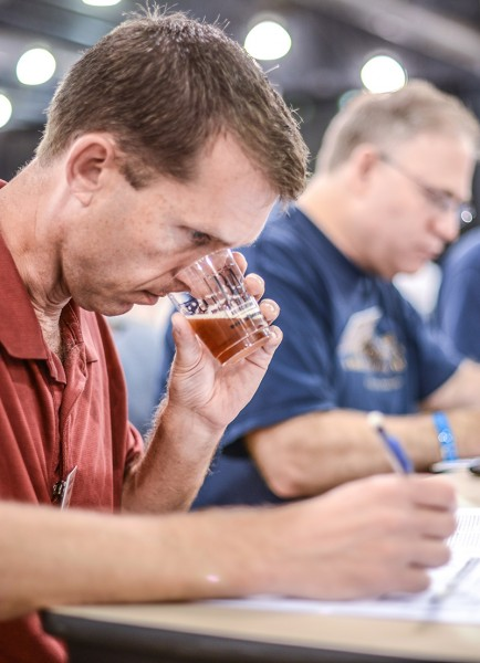 So you want to be a Beer Judge?