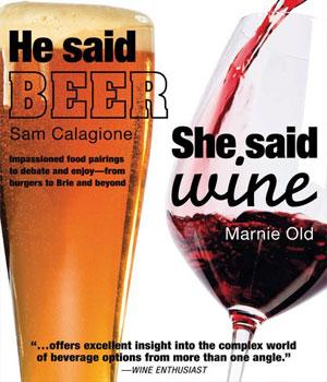 He Said Beer, She Said Wine